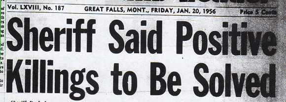 1956 headline Great Falls