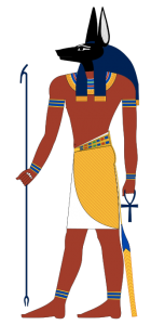 Anubis Ancient Egyptian God Replaced Osiris
