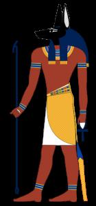 Anubis Ancient Egyptian God Replaced Osiris
