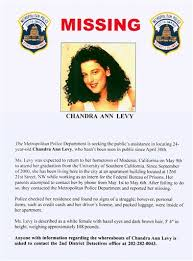 Chandra Levy Missing