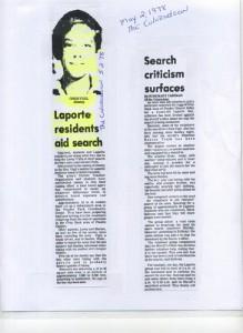 Christopher Vigil News May 2 1978