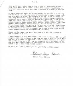 Edwards 1993 Letter 3