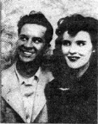 Edwards and Elizabeth Short Photo Booth 1947