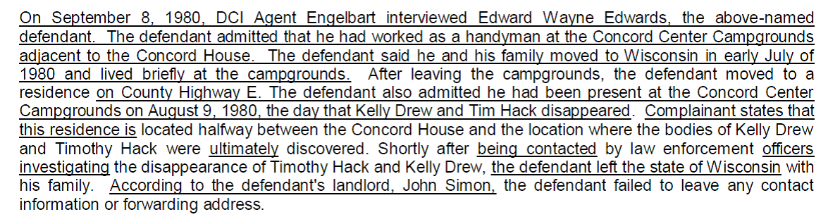 Edwards interviewed September 8 1980