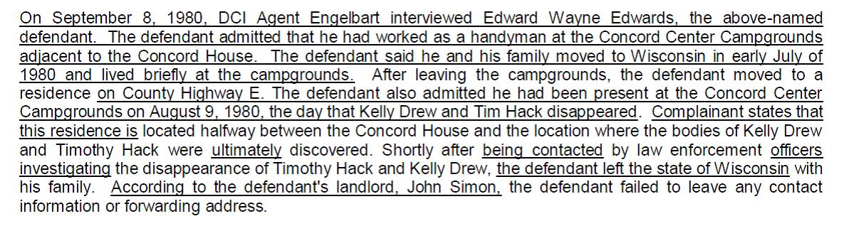 Edwards interviewed September 8 1980