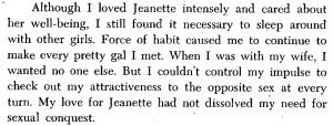 Jeanette Metamorphosis