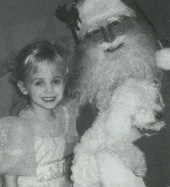 JonBenet Ramsey and Santa Clause