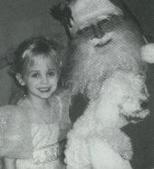 JonBenet Ramsey and Santa Clause