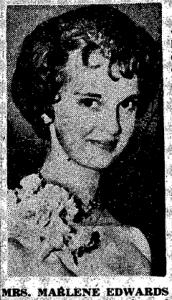 Marlene Harmon 1960