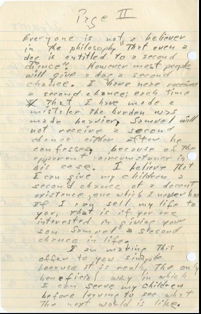 Sam Letter 2