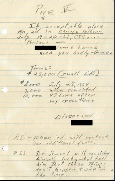 Sam Letter 5