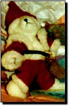 Santa Bear Found In JonBenets Bedroom