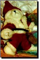 Santa Bear Found In JonBenets Bedroom