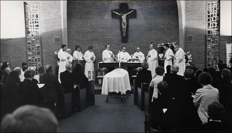 Sister Margaret Pahls Funeral