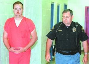 Timothy Masters arrested 1998