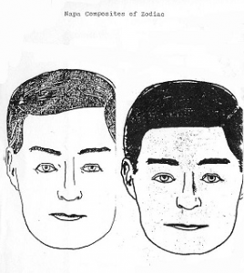 Zodiac Killer Composite 1969