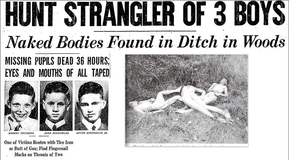 Peterson-Schuessler murders