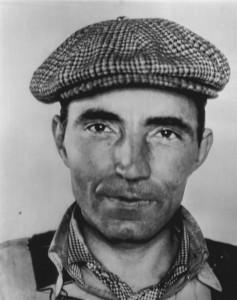 Ernest Triplett 1954